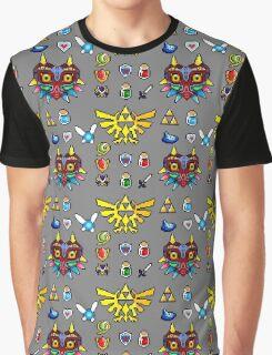 Zelda Overload  Graphic T-Shirt