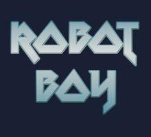 ROBOT BOY by Chillee Wilson T-Shirt