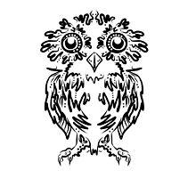 Little owl by Fogard