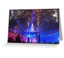Denver City and County Building  Greeting Card
