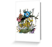 marsupilami Greeting Card