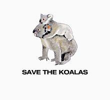 Save the koalas Unisex T-Shirt