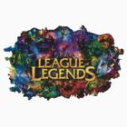 league of legends champions by niko619
