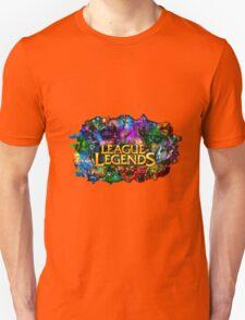 league of legends champions T-Shirt