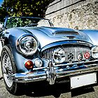Austin Healey 3000MkIII by Marco Borzacconi