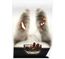 Smoking WILL kill you Poster