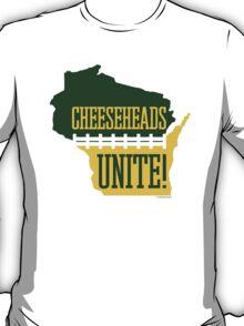 Cheeseheads Unite! T-Shirt