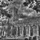 Blythburgh Church by PinkK