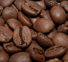 Coffe beans by Jenella