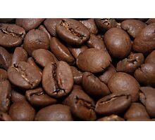 Coffe beans Photographic Print
