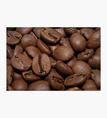 Coffe beans Photographic Print