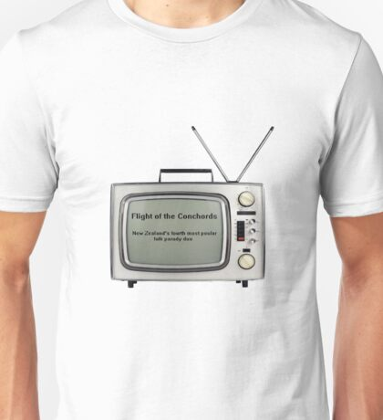 Flight of the Conchords - Television design Unisex T-Shirt