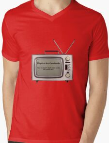 Flight of the Conchords - Television design Mens V-Neck T-Shirt
