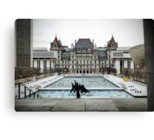 NYS Capitol Canvas Print