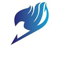 Fairy Tail Logo Blue by Doremi972