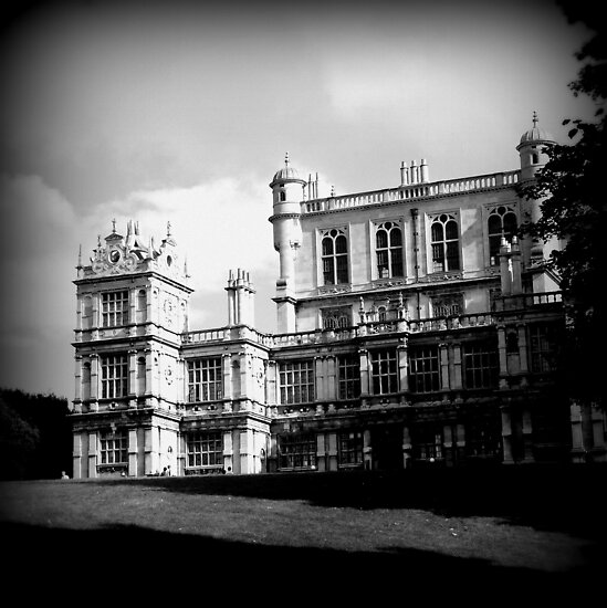 Wollaton Hall, Nottingham. by GlynneH