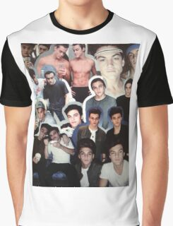 Dolan Twins Collage #2 Graphic T-Shirt