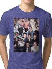 Dolan Twins Collage #2 Tri-blend T-Shirt
