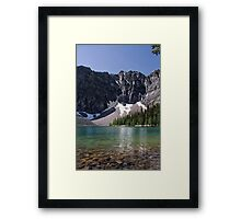 Waters of Arnica Framed Print