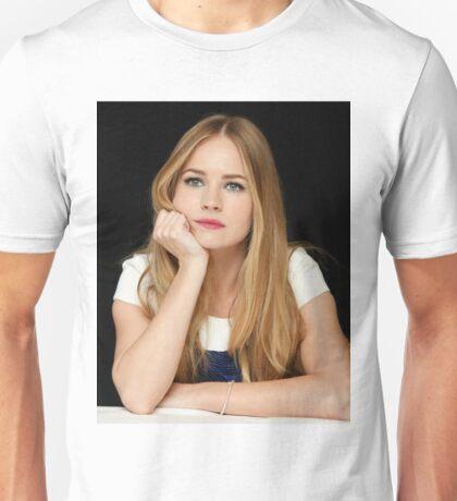 Britt Robertson  Unisex T-Shirt