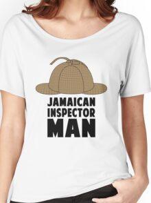 Jamaican Inspector Man Women's Relaxed Fit T-Shirt