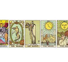 Tarot Cards - The Tarot Mug by TexasBarFight