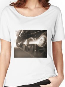 Big Wheels in Motion Women's Relaxed Fit T-Shirt