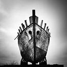 Iceland: Ghost Ship by Nina Papiorek