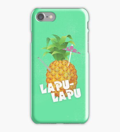 Lapu-Lapu iPhone Case/Skin