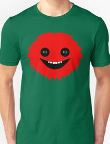 Happy Little Red Hairy Thing T-Shirt