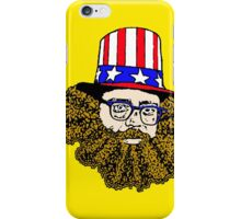 Allen Ginsberg Culture Cloth Zinc Collection iPhone Case iPhone Case/Skin