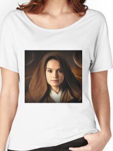 Daisy Ridley Women's Relaxed Fit T-Shirt