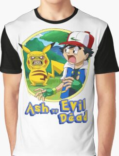 Ash Vs Evil Dead (not that Ash) Graphic T-Shirt