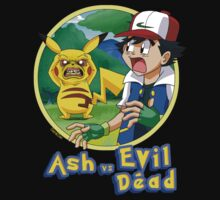 Ash Vs Evil Dead (not that Ash) by DanDav