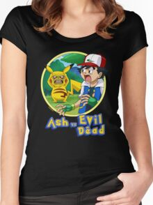 Ash Vs Evil Dead (not that Ash) Women's Fitted Scoop T-Shirt