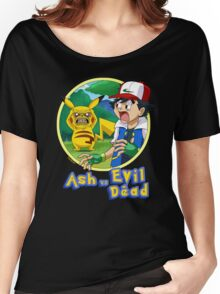 Ash Vs Evil Dead (not that Ash) Women's Relaxed Fit T-Shirt