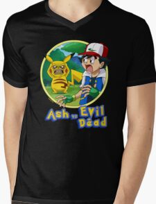 Ash Vs Evil Dead (not that Ash) Mens V-Neck T-Shirt