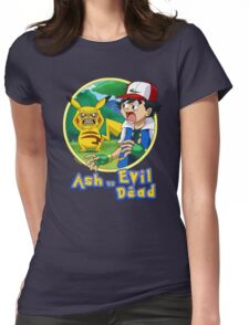 Ash Vs Evil Dead (not that Ash) Womens Fitted T-Shirt