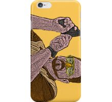 Big Lebowski Walter Culture Cloth Zinc Collection iPhone Case iPhone Case/Skin