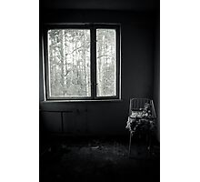 By the Window Photographic Print
