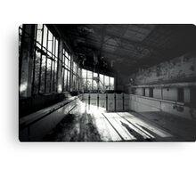 High Board Metal Print