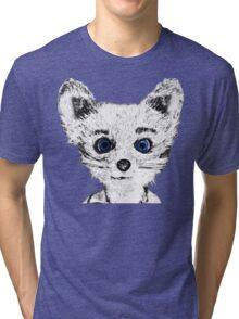 Silver Fox Tri-blend T-Shirt