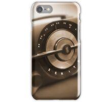 Zenith Radio iPhone Case/Skin