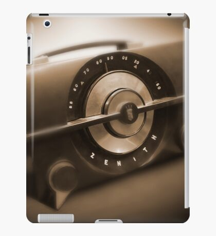 Zenith Radio iPad Case/Skin