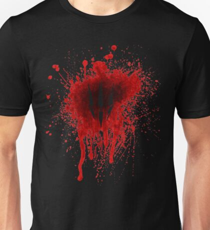 The Witcher 3 - Wild Hunt Blood Stain Unisex T-Shirt
