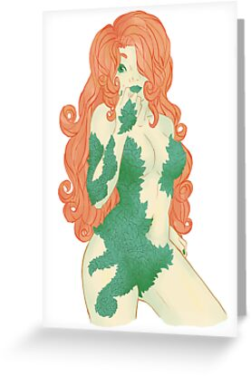 Poison Ivy by RenaInnocenti