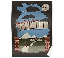 Greetings from Termina Poster