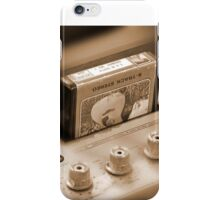 8-Track Tape Player iPhone Case/Skin