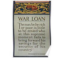 War loan 397 Poster