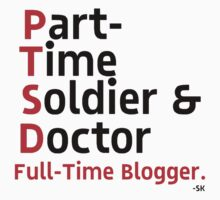 PartTimeSoldier&Doctor... by ShubhangiK